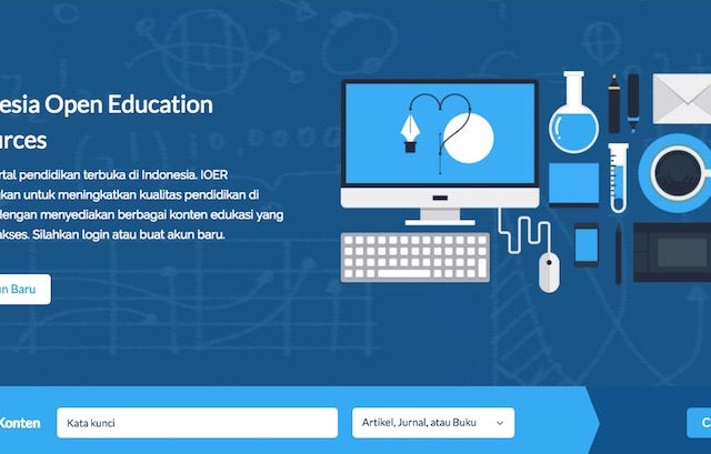 Indonesia Open Educational Resources (I-OER)