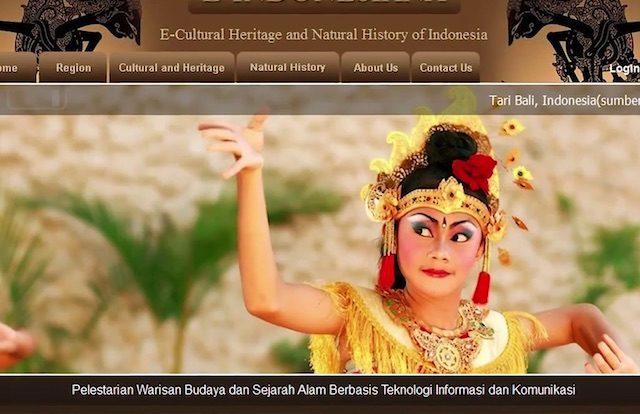 E-Cultural Heritage