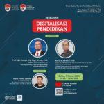 Webinar Digitalisasi Pendidikan